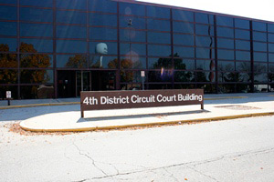 Fourth Municipal District Maywood Courthouse