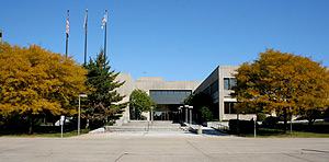 Fifth Municipal District Bridgeview Courthouse