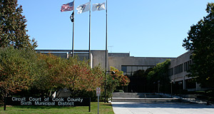 Sixth Municipal District Markham Courthouse